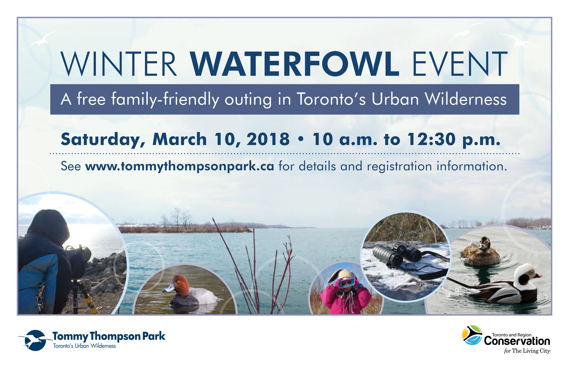 Winter Waterfowl Event