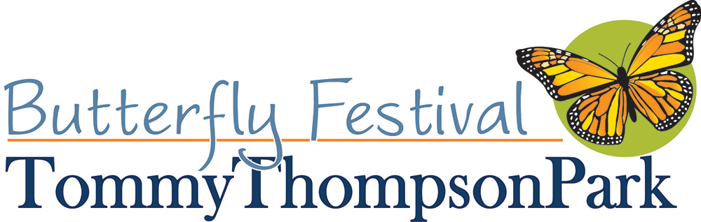 Butterfly Festival at Tommy Thompson Park logo