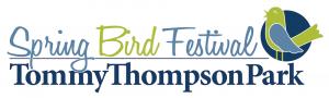 Spring Bird Festival at Tommy Thompson Park logo