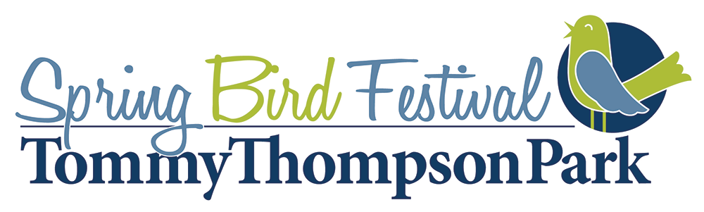 Spring Bird Festival at Tommy Thompson Park logo