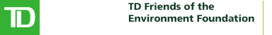 TD Friends of the Environment Foundation logo