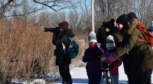 Winter Bird Count for Kids @ Tommy Thompson Park