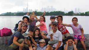 Nature Camp on The Spit (day camp) @ Tommy Thompson Park